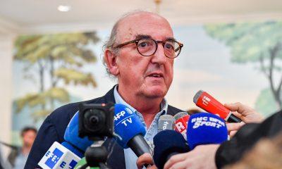 Roures évoque une possibilité pour finir la saison et l'impact du coronavirus sur les finances du football
