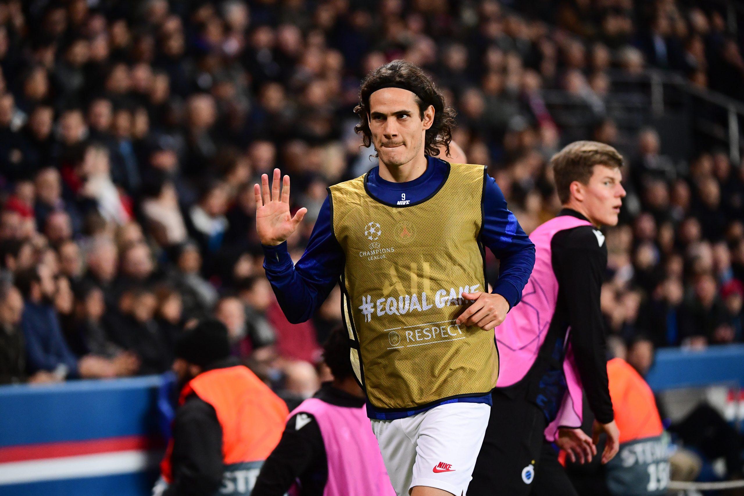 Benedetto aimerait voir Cavani au Boca Juniors