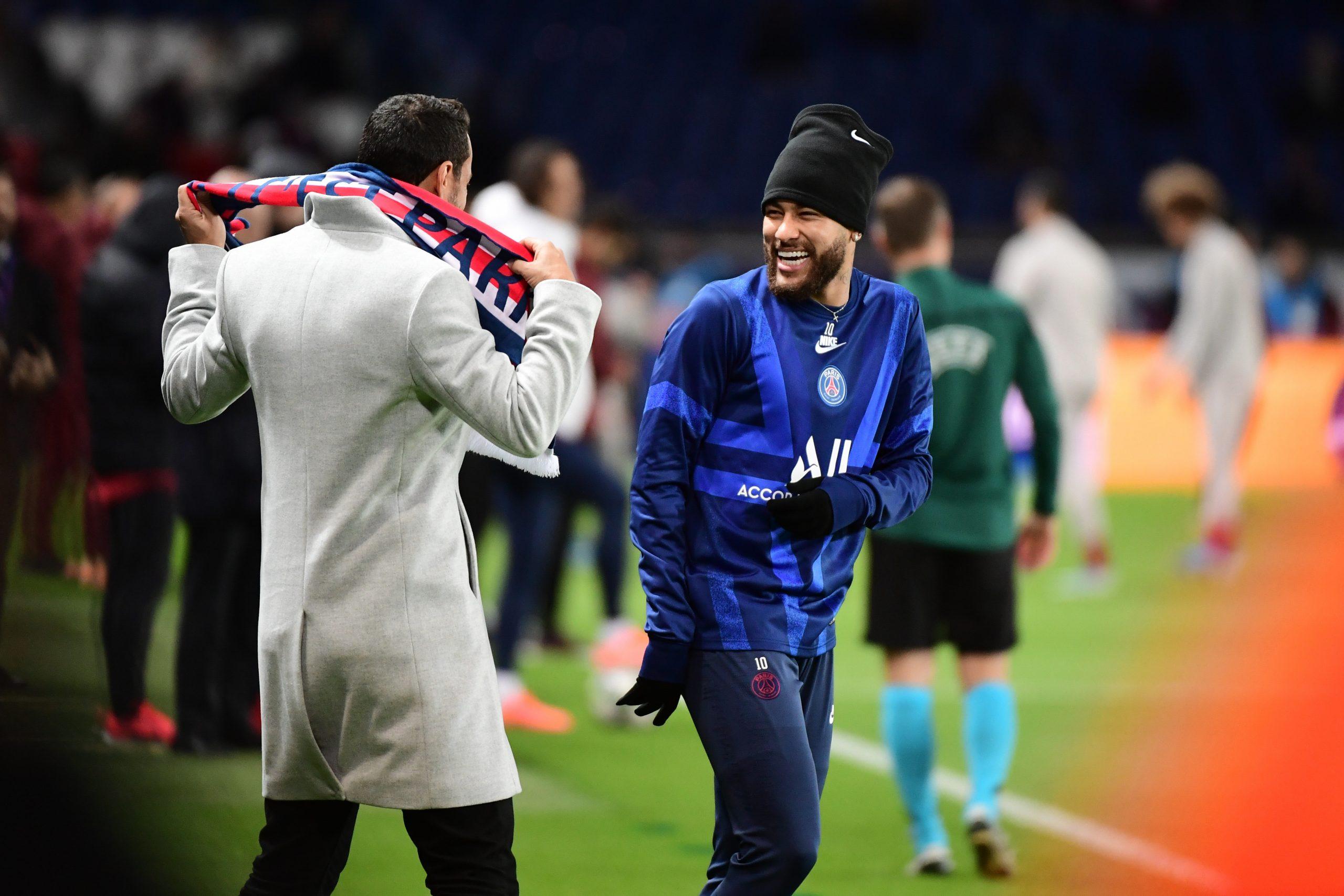 Nenê revient sur la situation de Neymar au PSG, son apport et son niveau de français