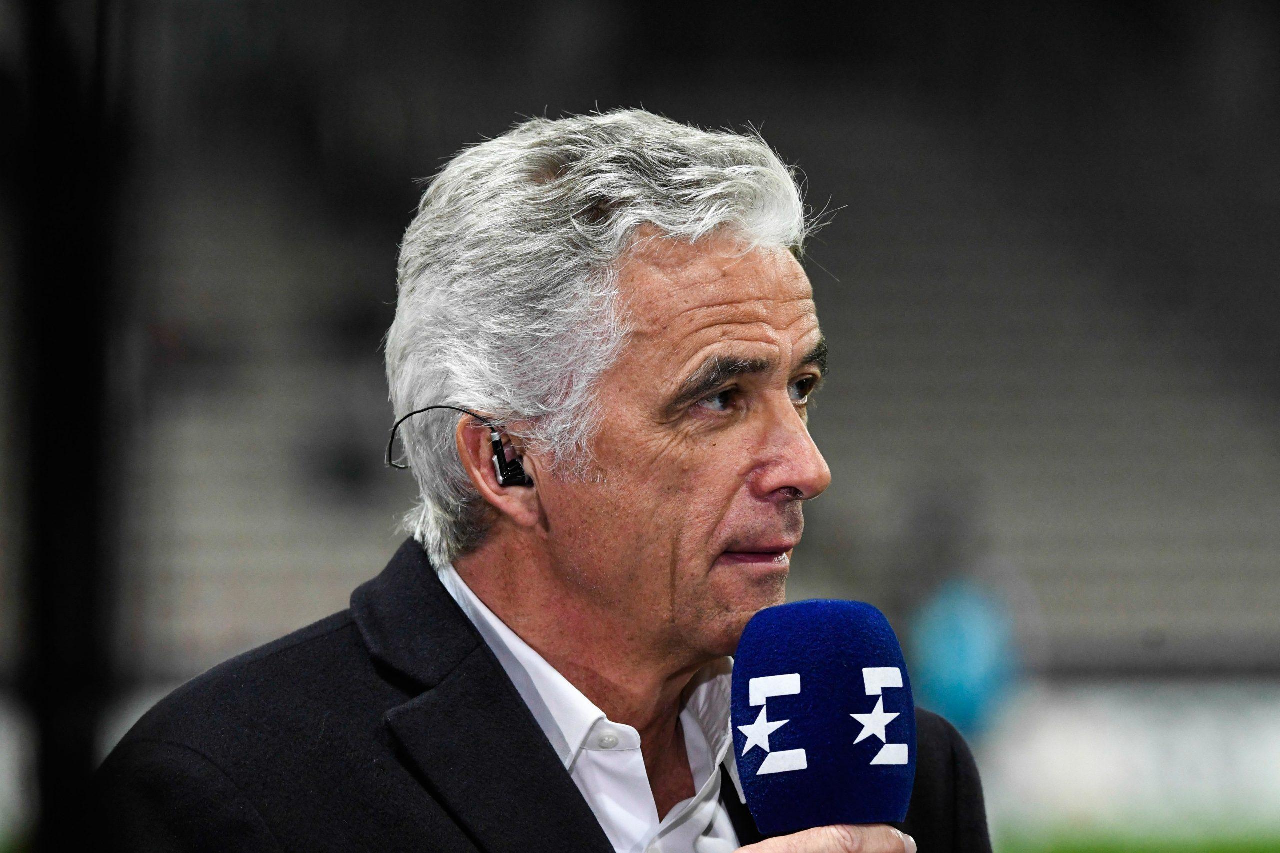 Ligue 1 - Rivère s'amuse de la proposition d'Aulas pour la saison, même s'il est d'accord
