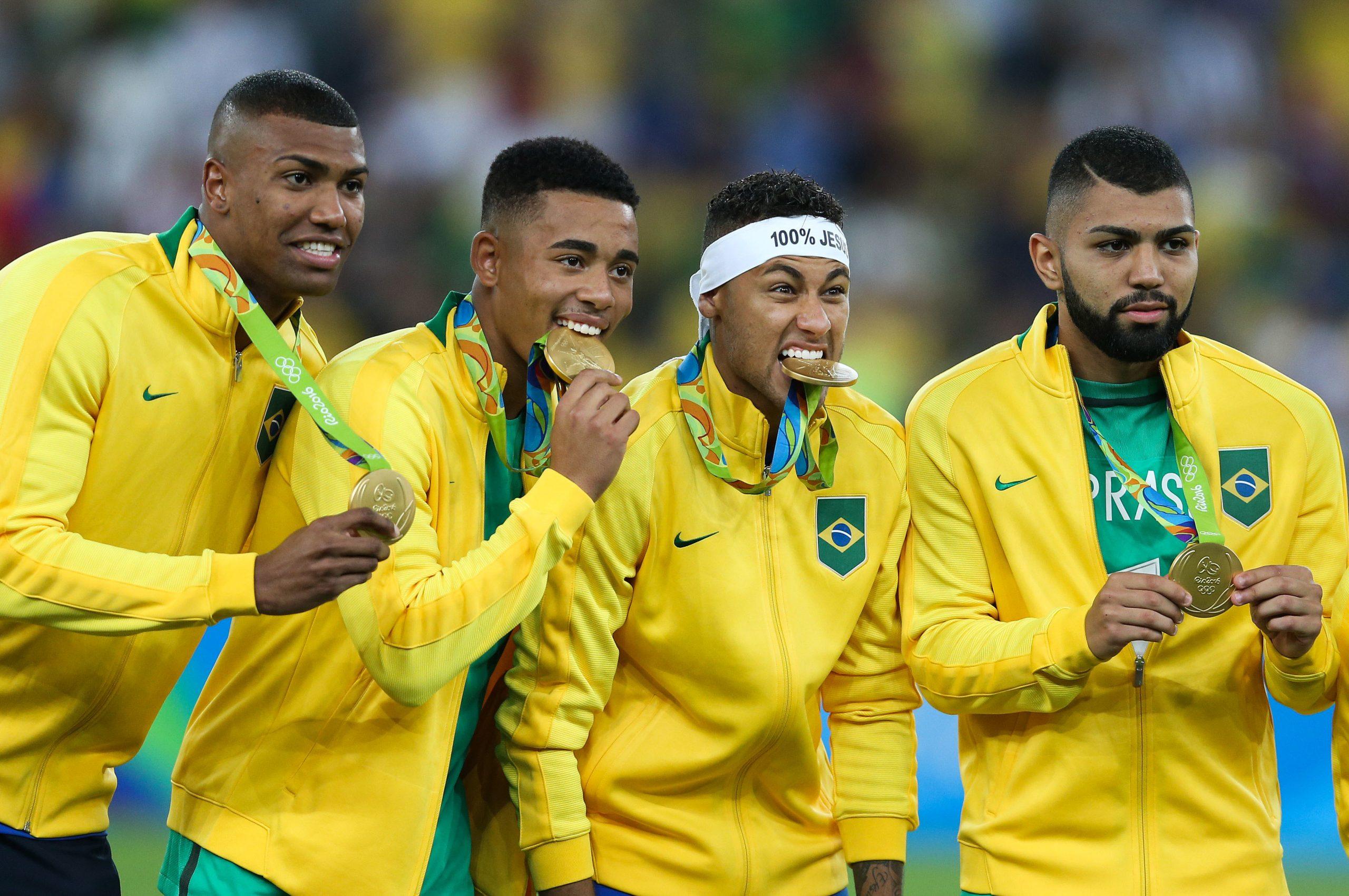 Gabriel Barbosa est impatient de voir Neymar à Flamengo