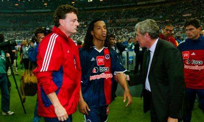 """Fernandez """"Quand tu vois Ronaldinho aujourd'hui, tu te dis que c'est dommage"""""""