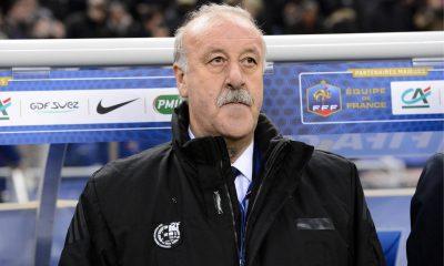 Del Bosque déconseille au Barça de reprendre Neymar à cause de son comportement