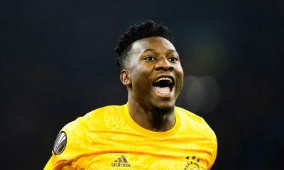 Mercato - L'Ajax voudrait 40 millions d'euros pour Onana, le PSG cité parmi les prétendants