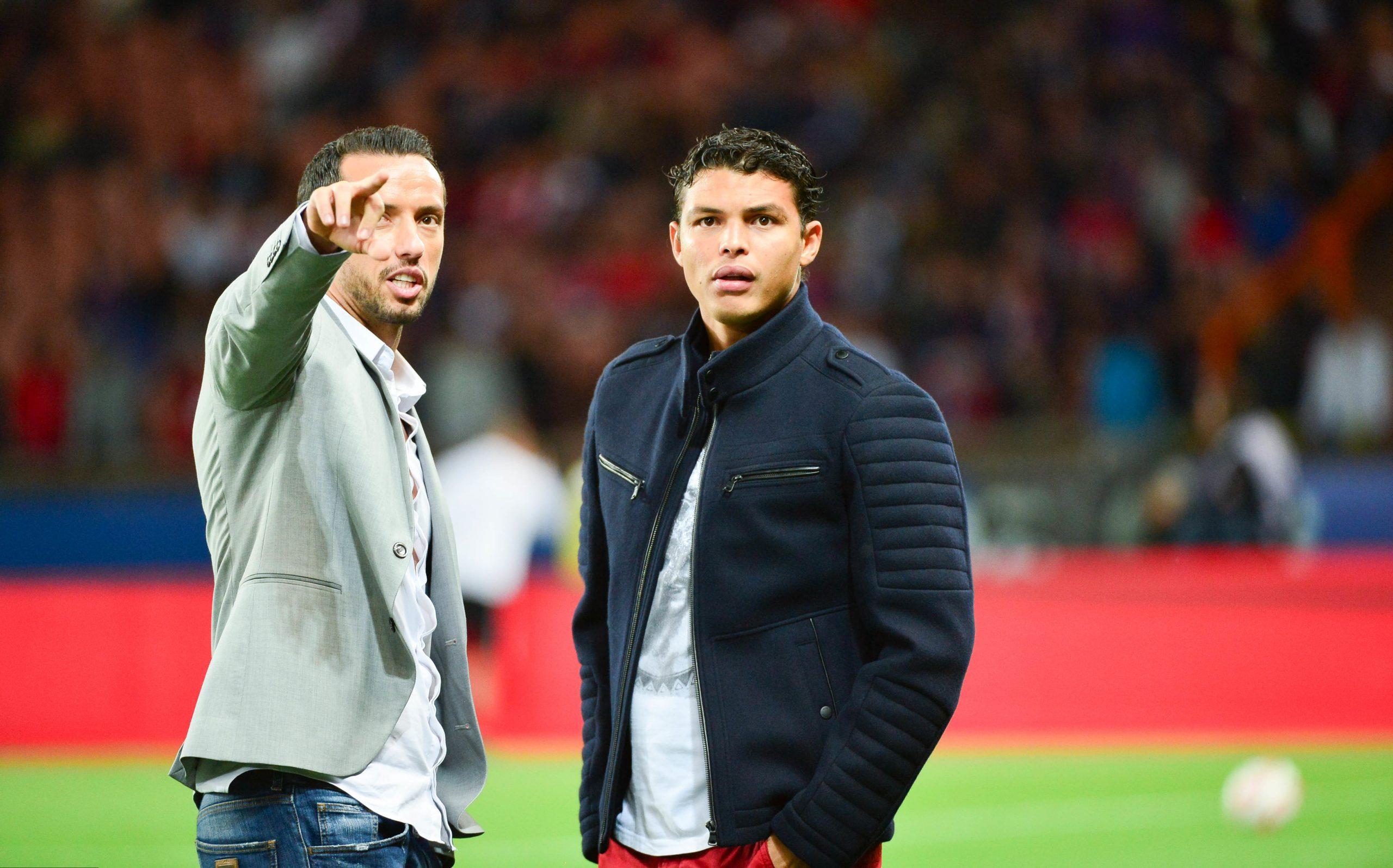 Nenê donne son avis sur un possible retour de Thiago Silva à Fluminence