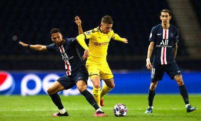 """Kehrer assure qu'il n'y a """"pas eu de problème"""" avec Dortmund, le chambrage """"fait partie du jeu"""""""