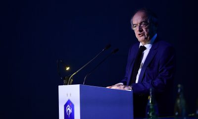 """Le Graët milite pour la reprise de la Ligue 1 et à plus de """"cohérence"""" dans le football français"""