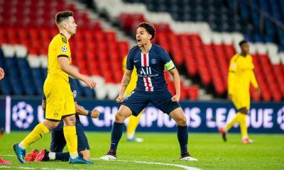 Marquinhos explique le chambrage face à Dortmund