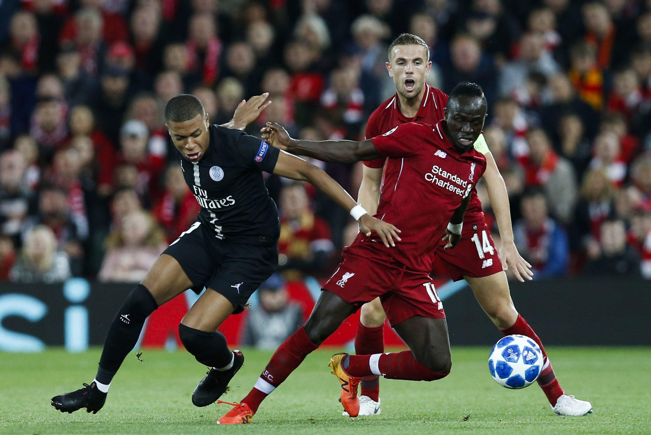 Mercato - Mané au Real Madrid et Mbappé à Liverpool, la nouvelle folie du Sun