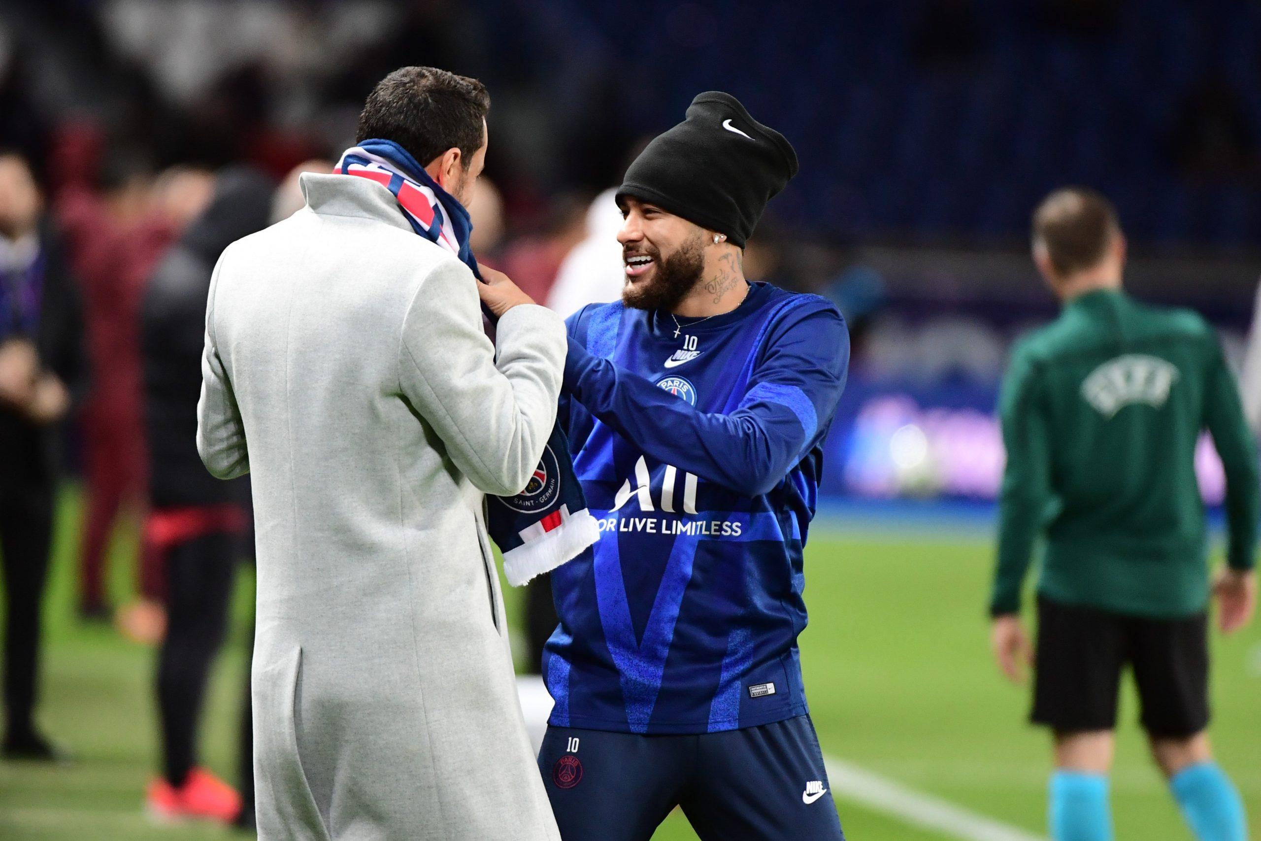 Nenê raconte son rôle dans la venue de Neymar au PSG et revient sur sa saison