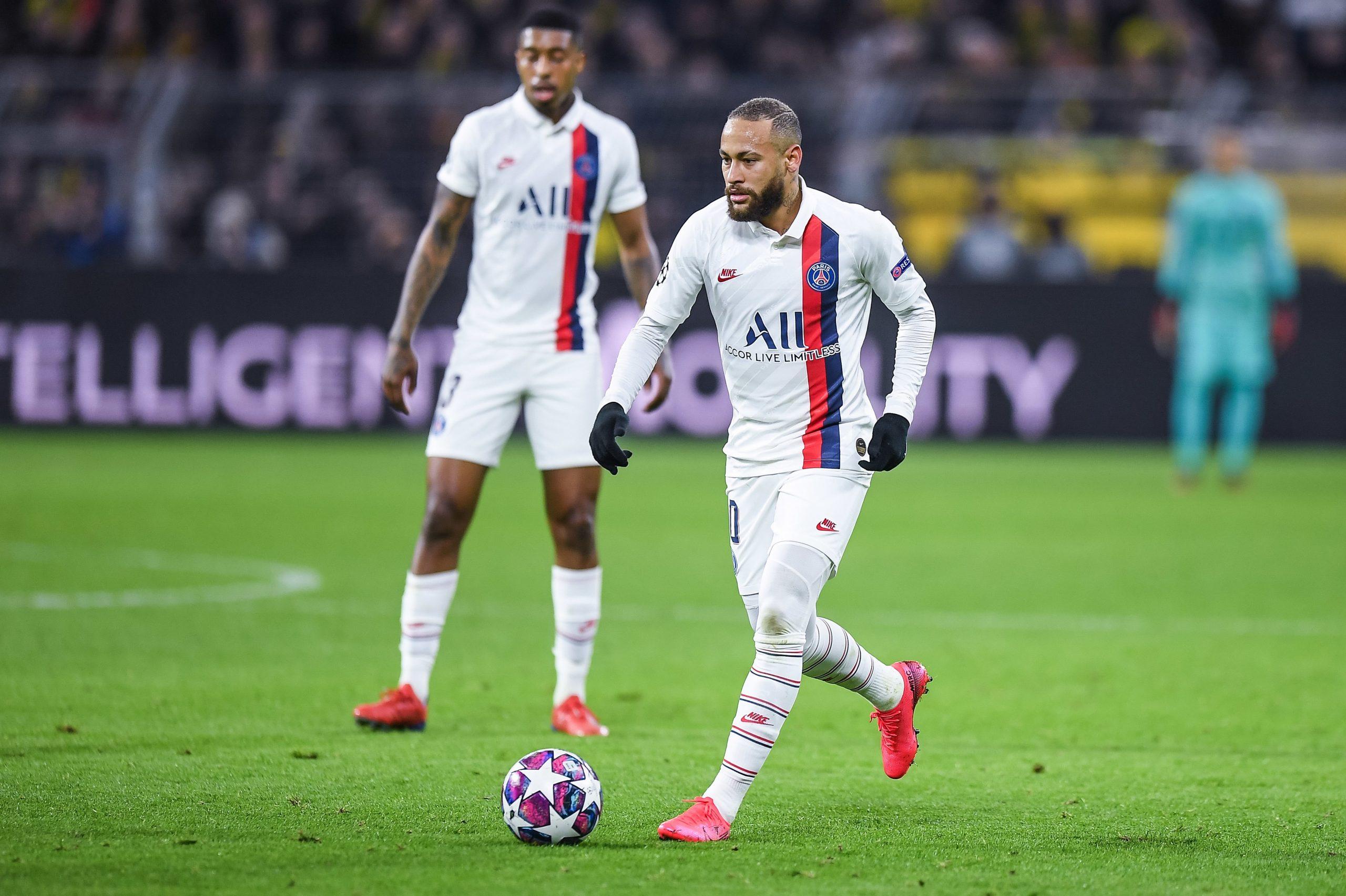 L'Equipe évoque le travail physique des joueurs du PSG, avec 2 séances par jour pour Neymar et Kimpembe