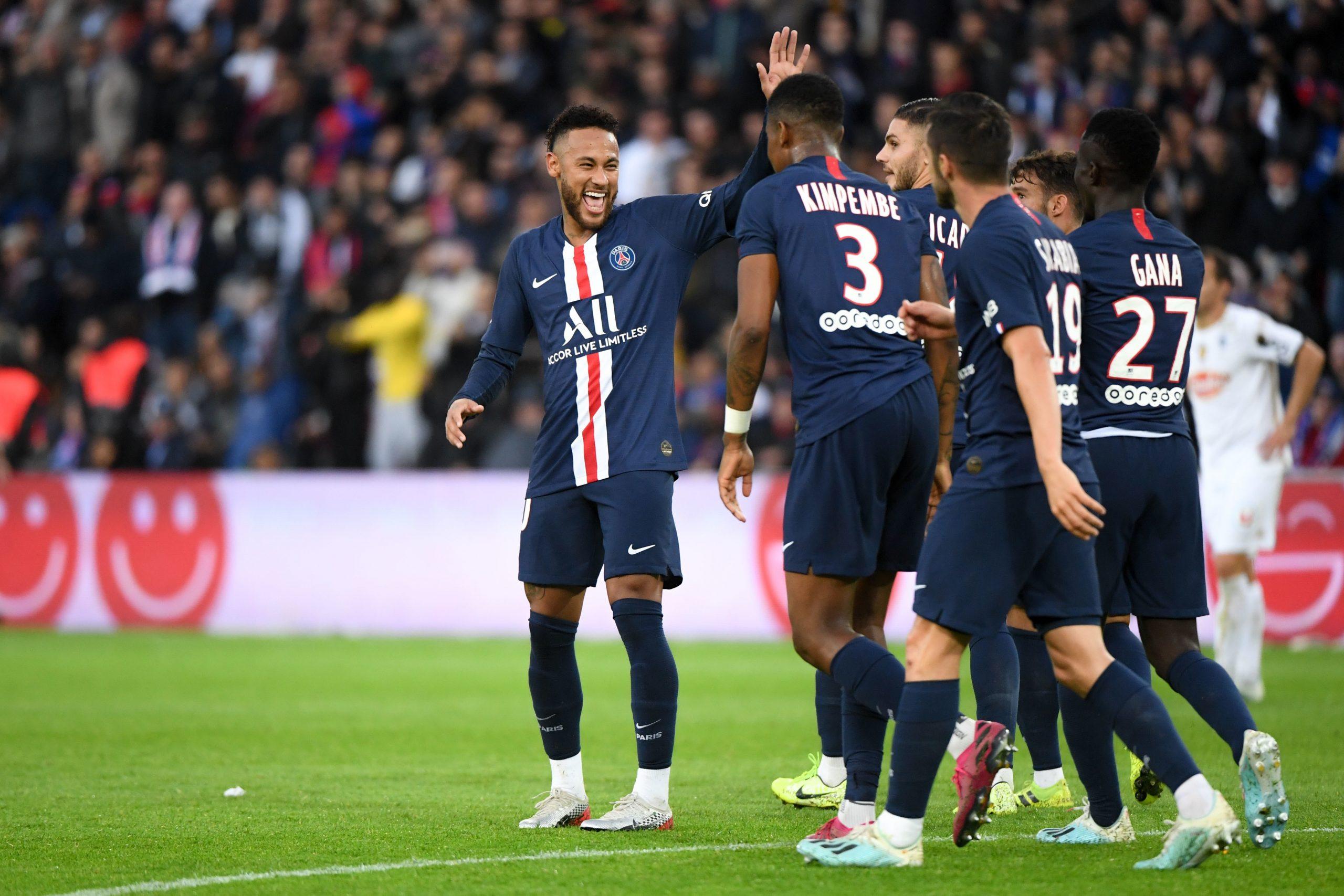 Le plus beau but du PSG cette saison, matchs 10 à 12 : celui de Neymar contre Angers s'impose