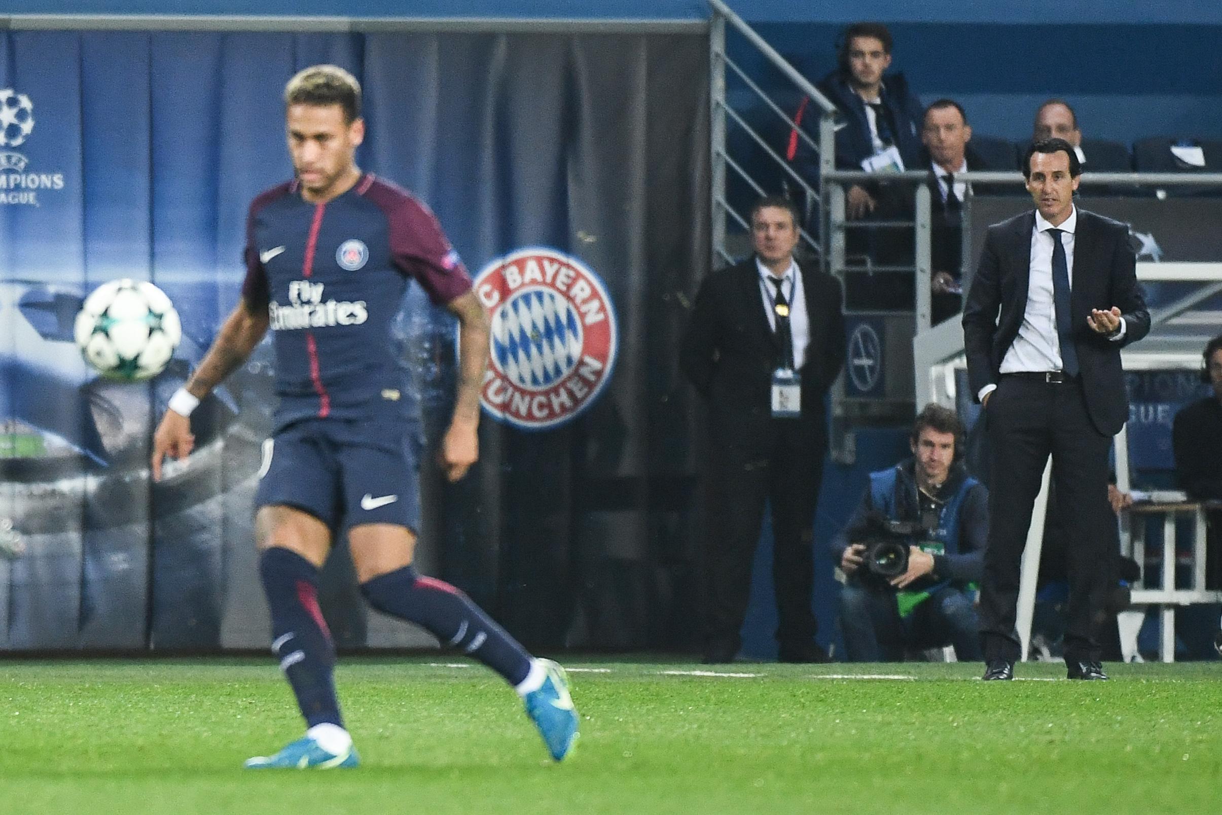 Pour Emery, Neymar est le meilleur joueur du monde&derrière Messi et Cristiano
