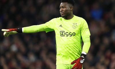 Mercato - Onana confirme son envie de départ de l'Ajax Amsterdam