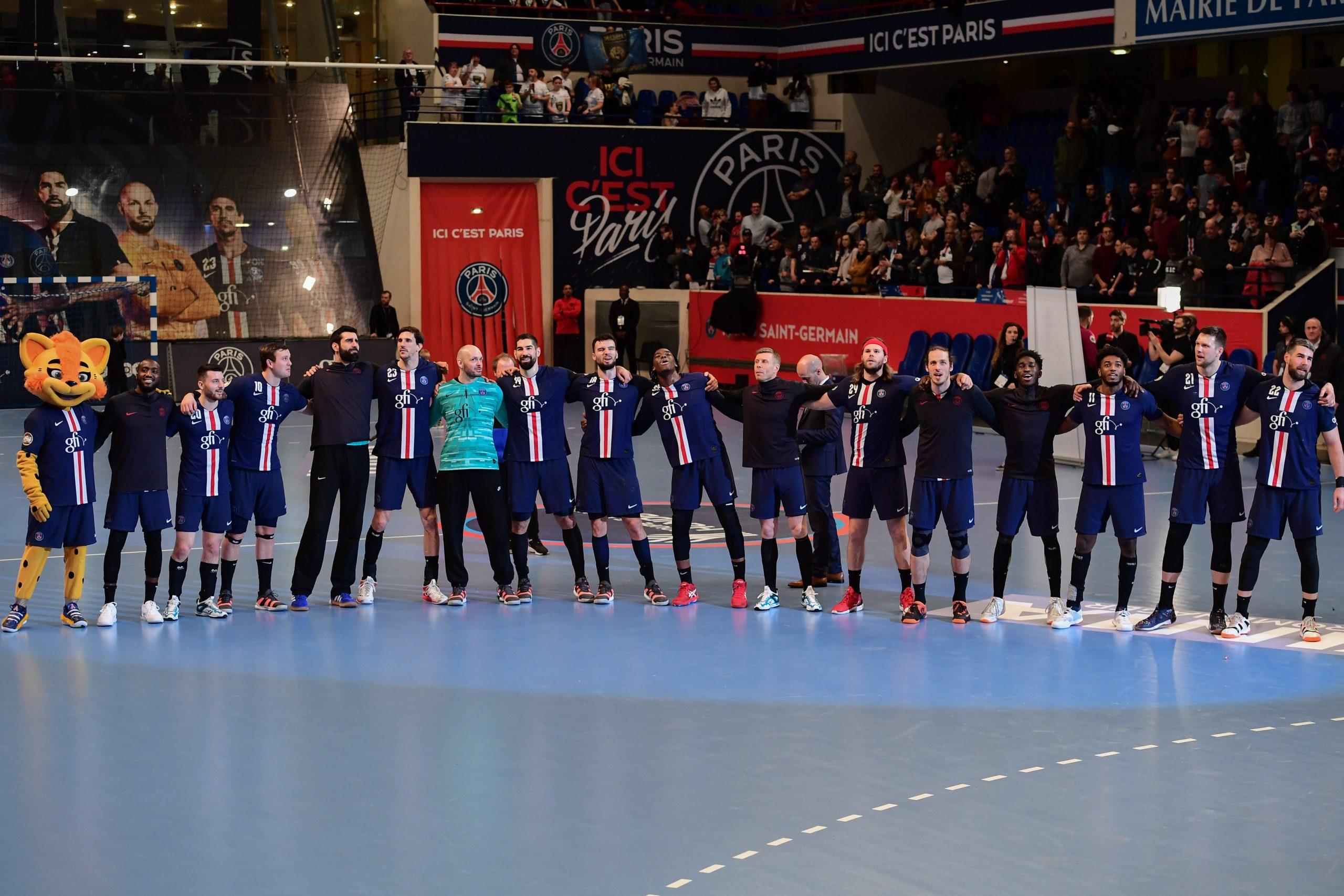 Officiel - Le PSG Handball parmi les 4 clubs qualifiés pour le Final Four de la Ligue des Champions