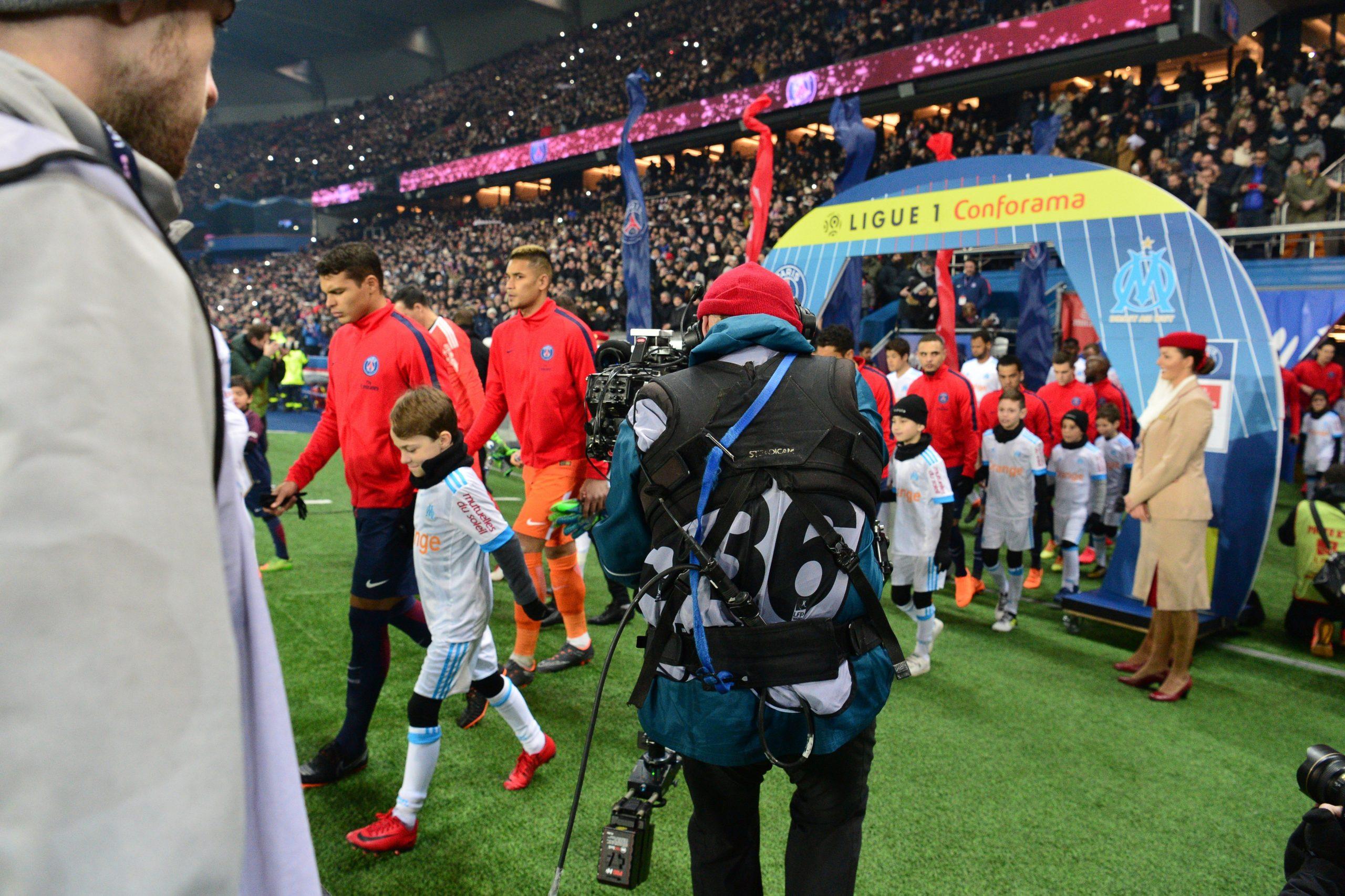 Revivez ce jeudi à 21h le PSG/OM de Ligue 1 de la saison 2018-2019