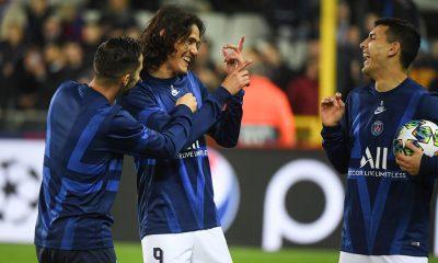 """Paredes annonce que Cavani veut """"rester un ou deux ans en Europe"""""""