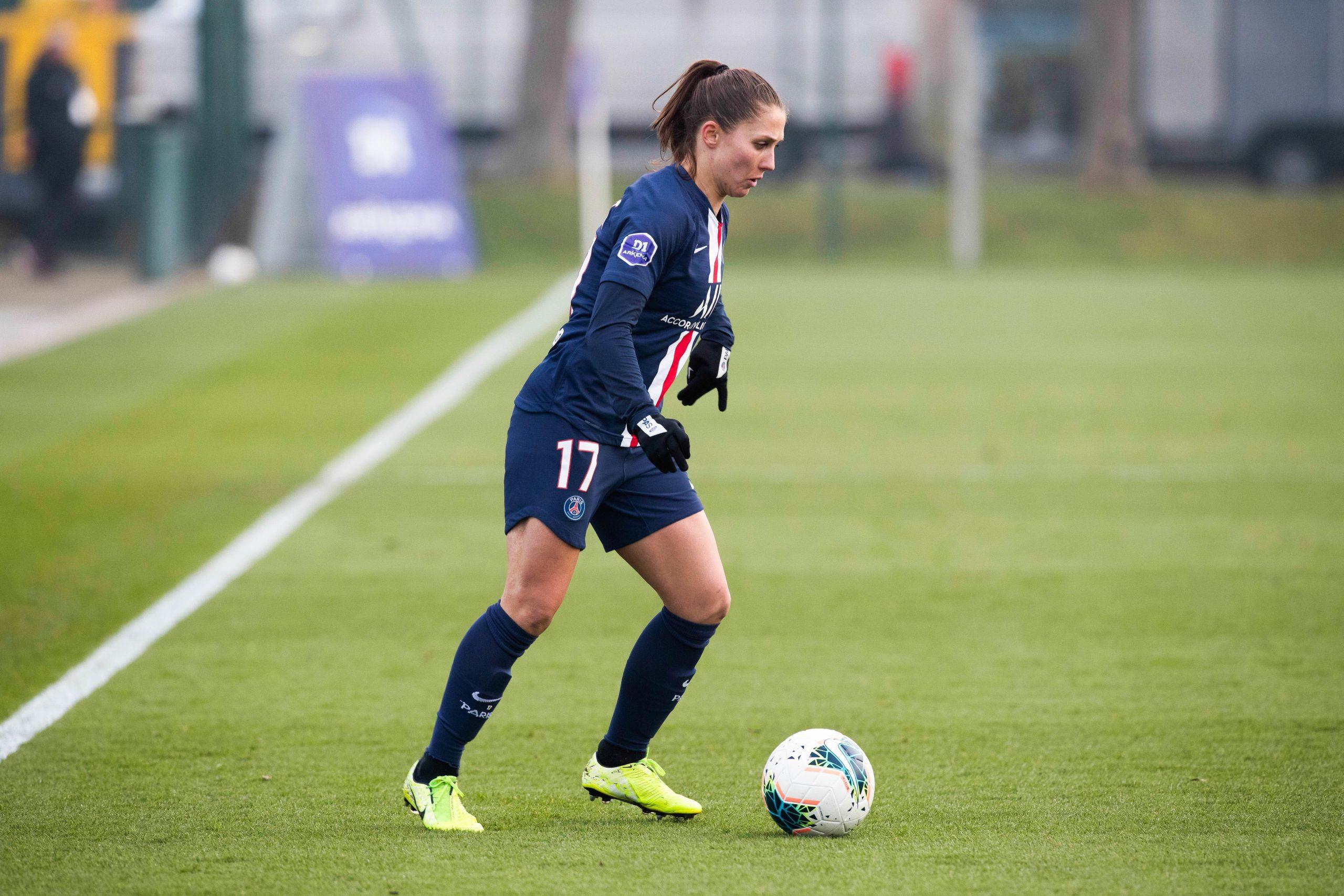 4 départs à venir côté féminines du PSG, dont Périsset et Kiedzrynek, selon RMC Sport