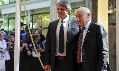 Le président de l'UNFP évoque une Ligue 1 à 22 clubs et la baisse des salaires