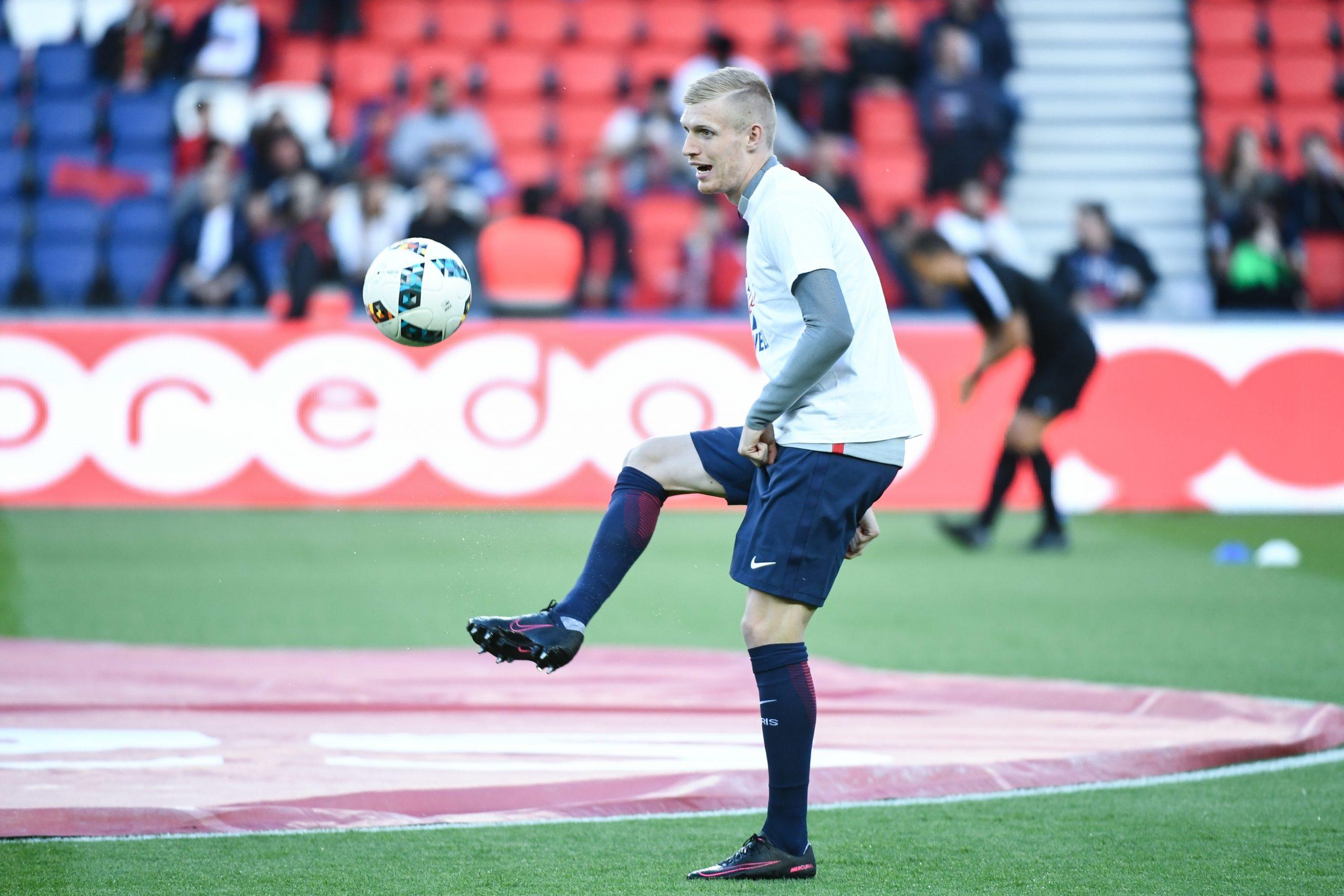 """Robail revient sur son aventure au PSG """"beaucoup d'étapes de franchies d'un coup."""""""