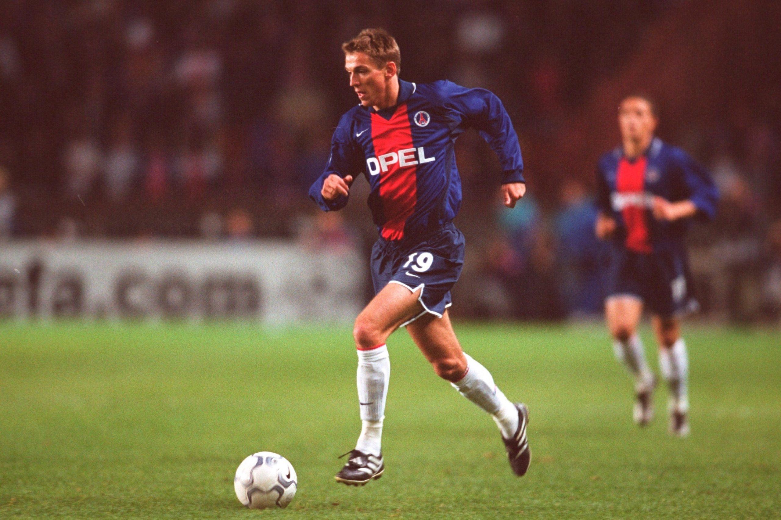 Revivez ce mercredi à 21h le PSG/Rosenborg Ligue des Champions 2000-2001