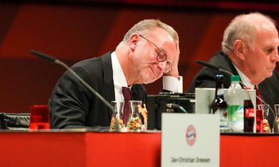 Rummenigge se réjouit de la fin de l'inflation dans le football grâce à la crise du coronavirus