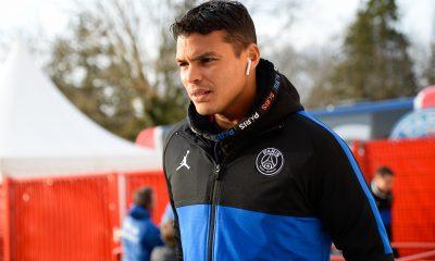L'agent de Thiago Silva appelle à la patience et évoque l'AC Milan