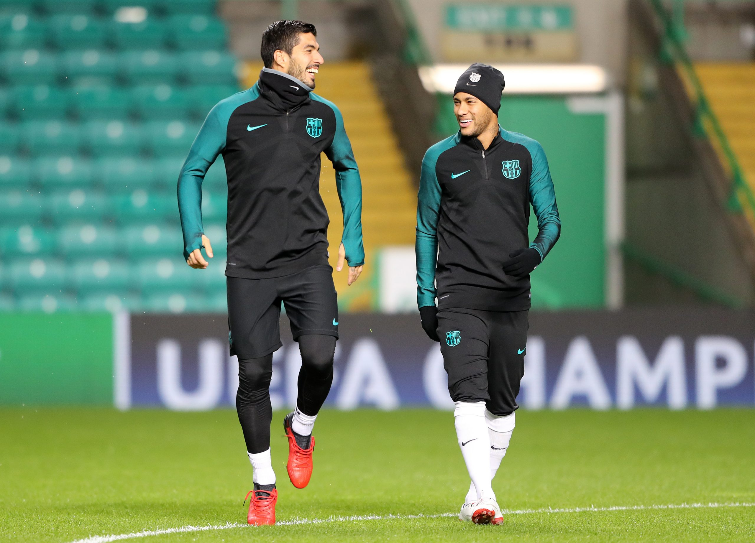 Suarez évoque un éventuel retour de Neymar au Barça