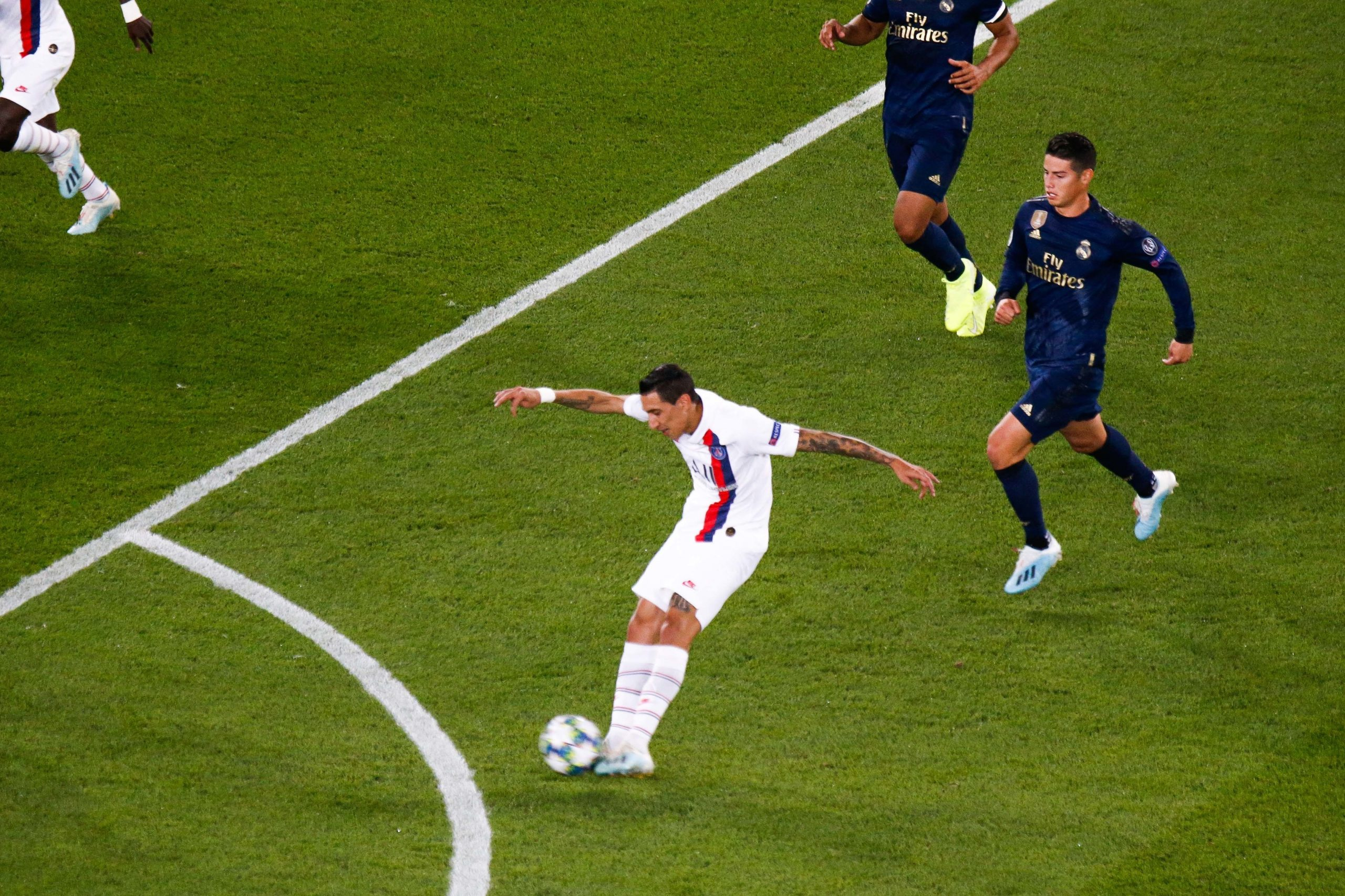 Le plus beau but du PSG cette saison, matchs 7 à 9 : Le 2-0 de Di Maria contre le Real s'impose