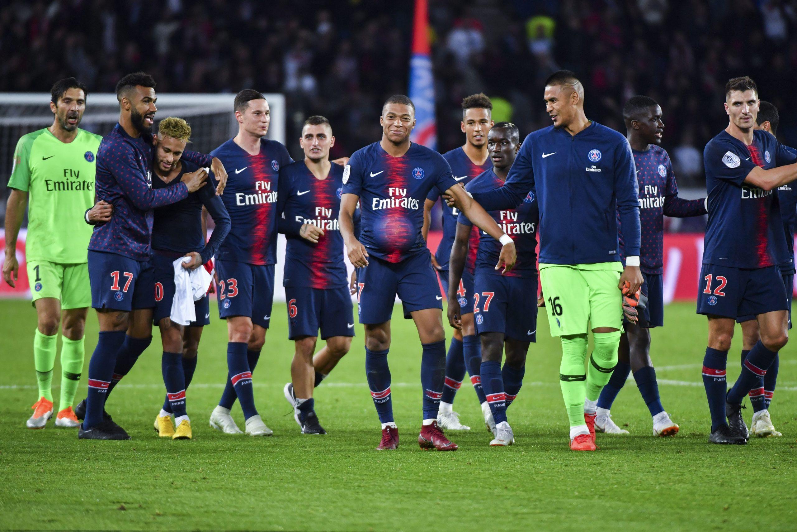 Revivez ce jeudi à 21h le PSG/OL de Ligue 1 de la saison 2018-2019