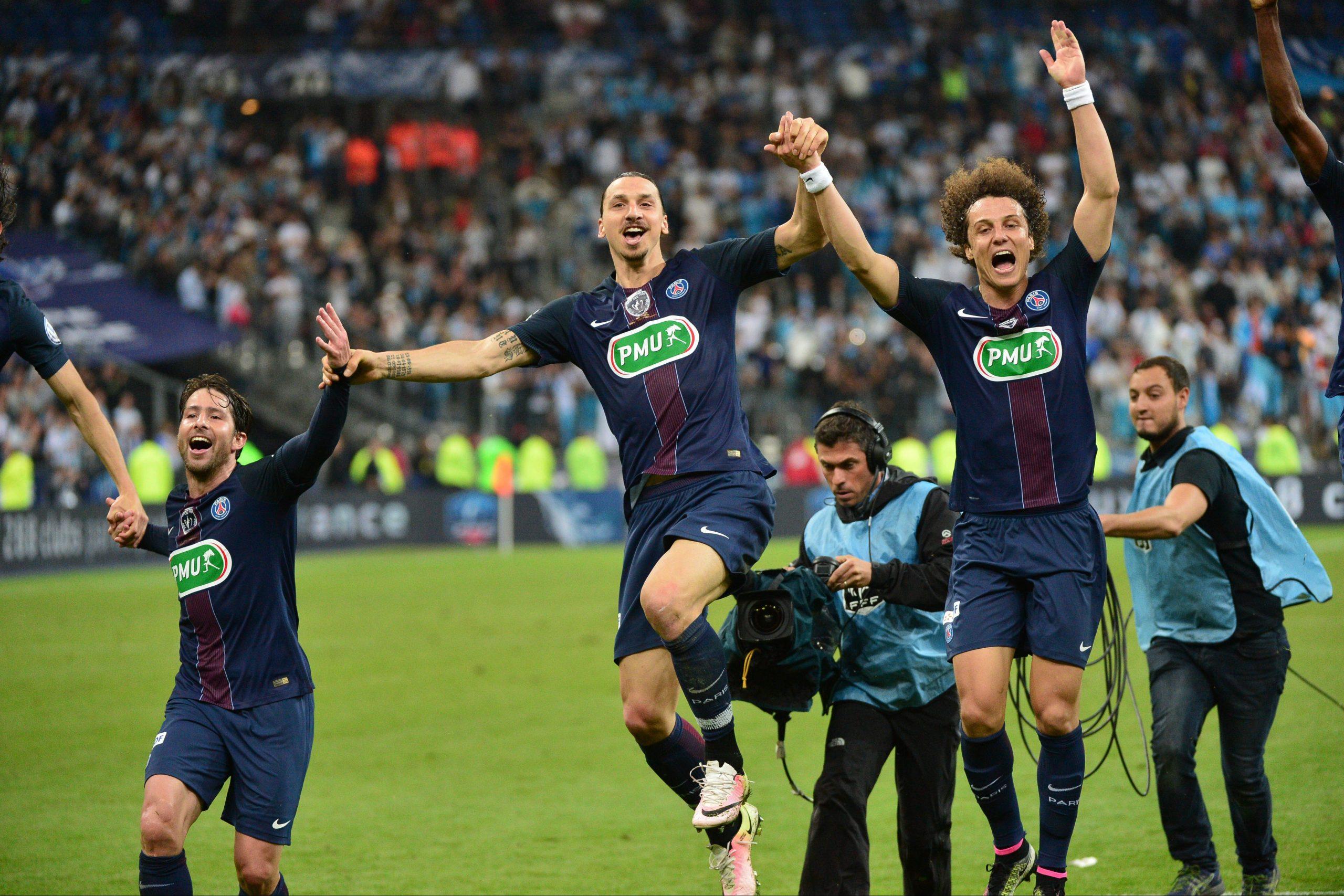 Revivez ce dimanche à 21h le OM/PSG en finale de Coupe de France 2015-2016