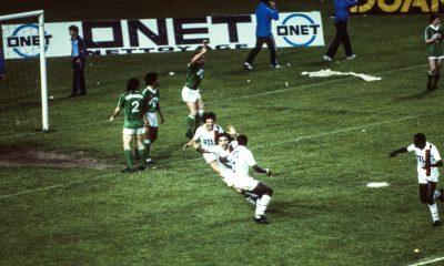 Revivez ce samedi à 21h la fameuse finale PSG/Saint-Etienne en Coupe de France 1981-1982