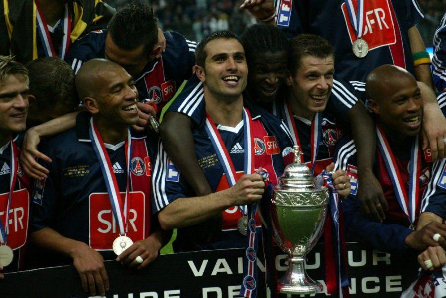 Revivez ce samedi à 21h le PSG/OM en finale de Coupe de France 2005-2006