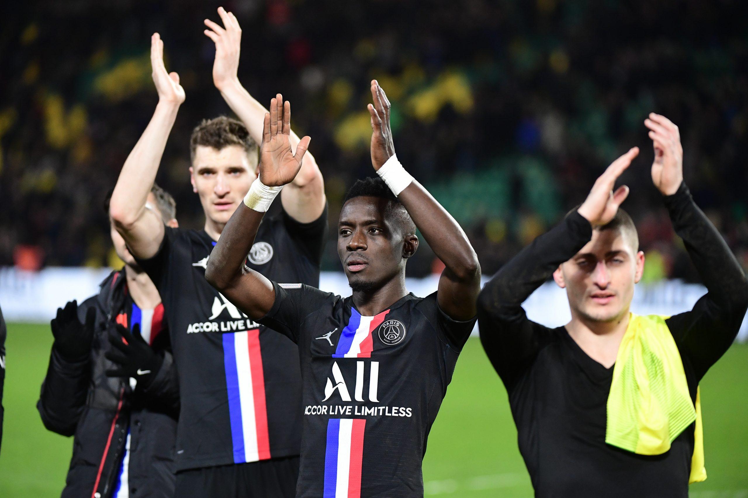 Goal fait le top 10 des tacleurs au PSG sur la saison 2019-2020