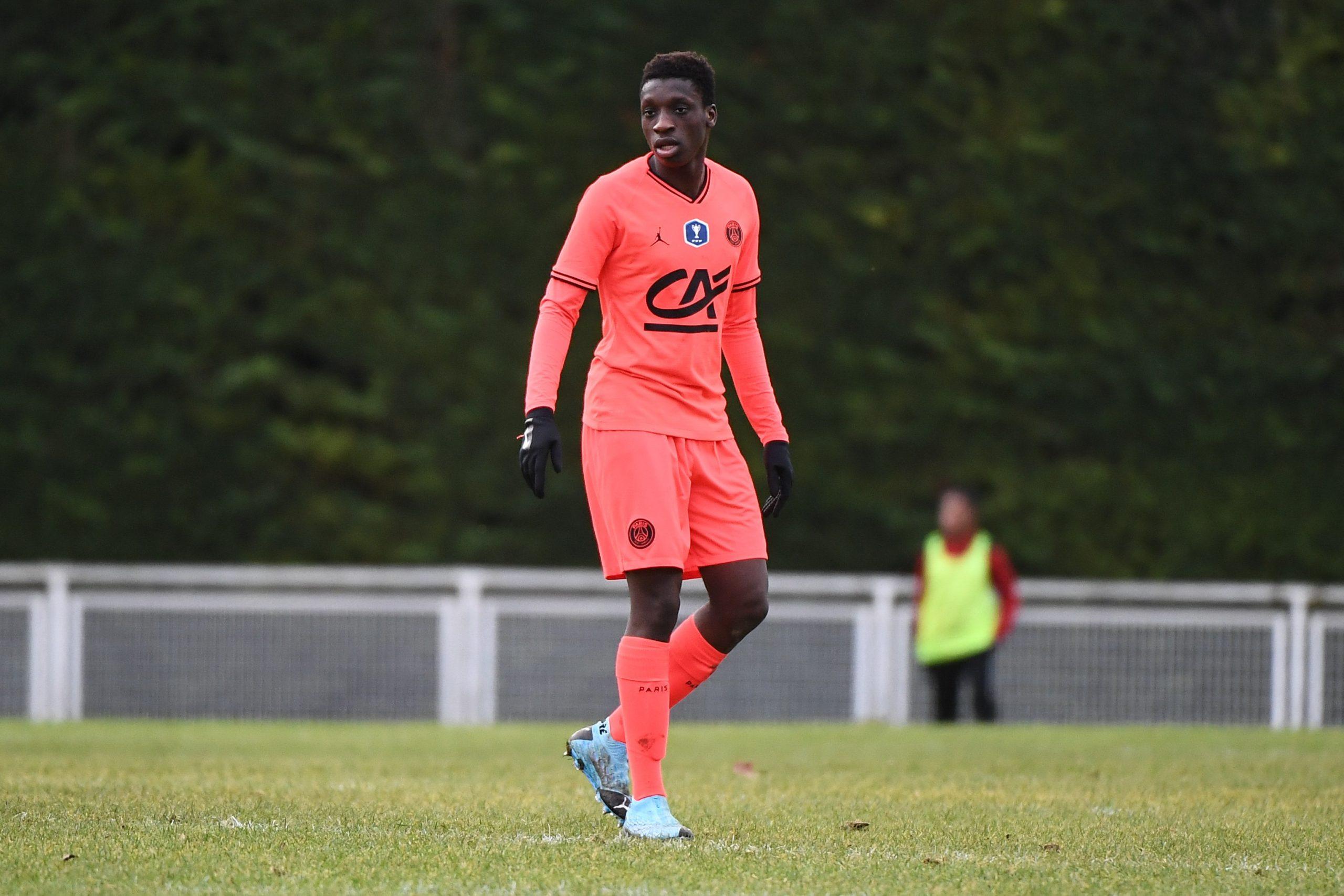 Abdoulaye Kamara, jeune Titi du PSG, signera professionnel prochainement selon RMC Sport