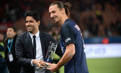 Al-Khelaïfi explique avoir été particulièrement marqué Zlatan Ibrahimovic et Beckham