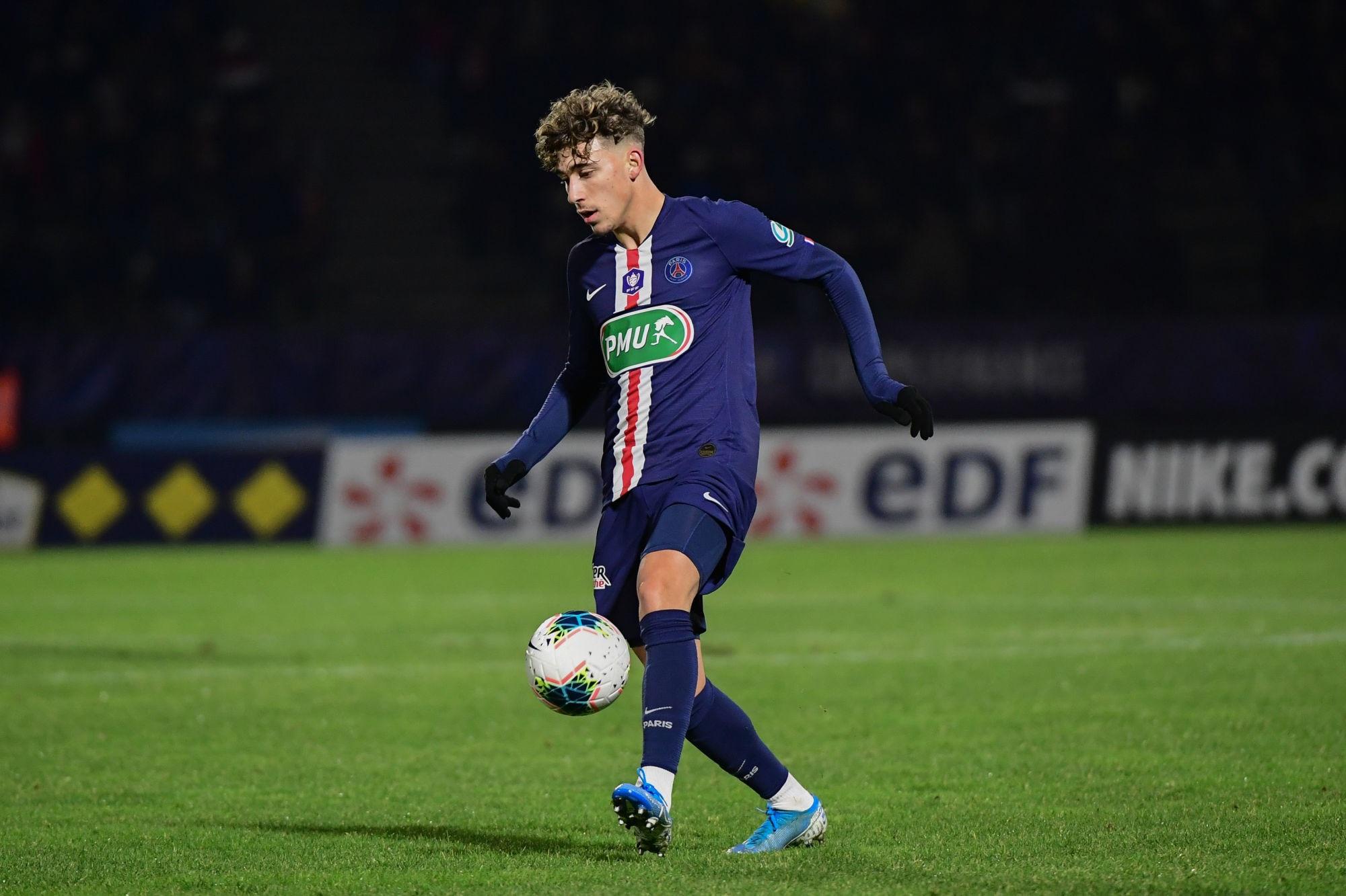 Mercato - Aouchiche est allé à Saint-Etienne mais n'a pas passé de tests médicaux précise, RMC Sport