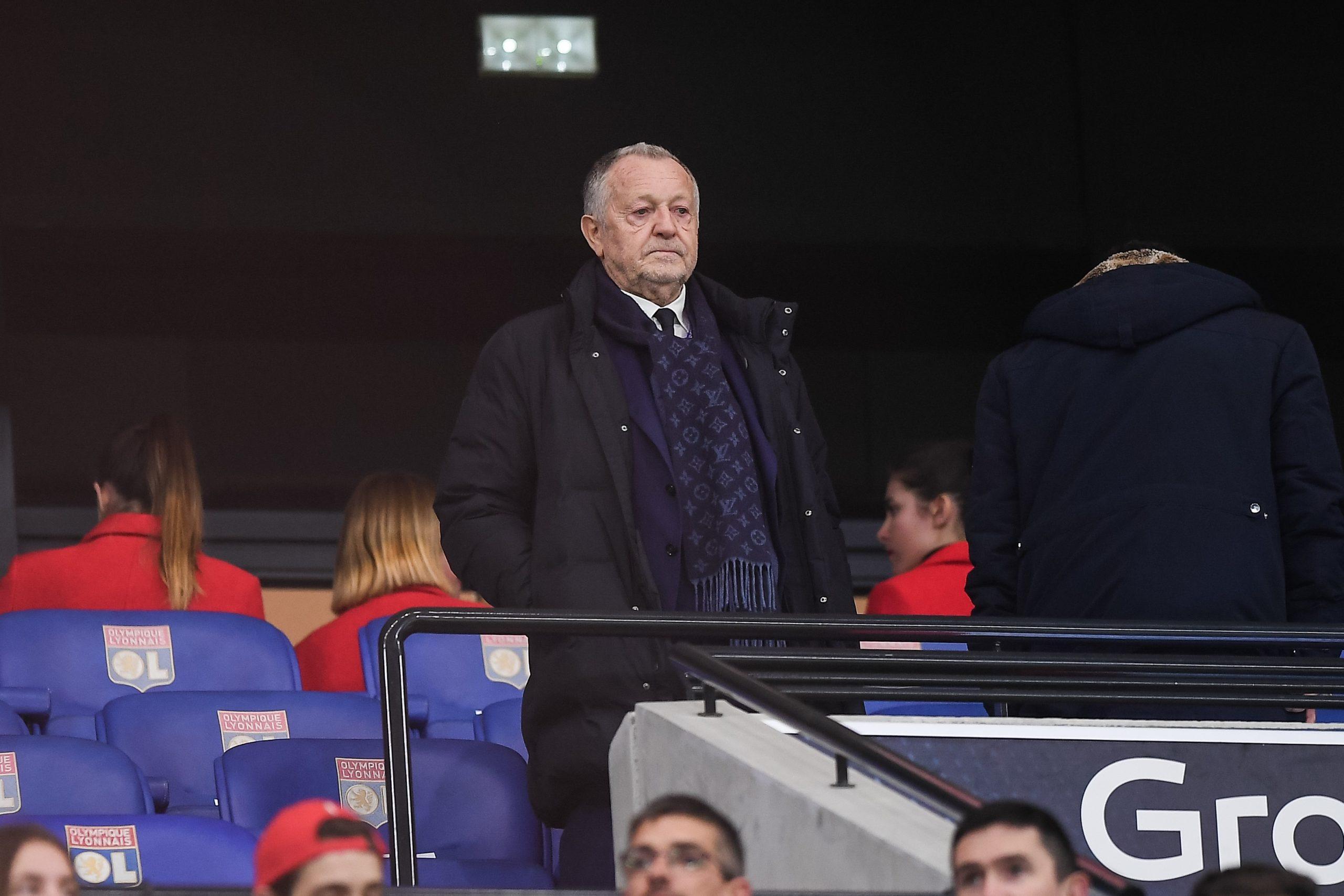 Ligue 1 - Aulas espère encore un changement des décisions de la LFP sur l'arrêt de la saison