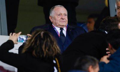 Aulas appelle encore à la reprise de la Ligue 1 et à celle de la D1 Féminine