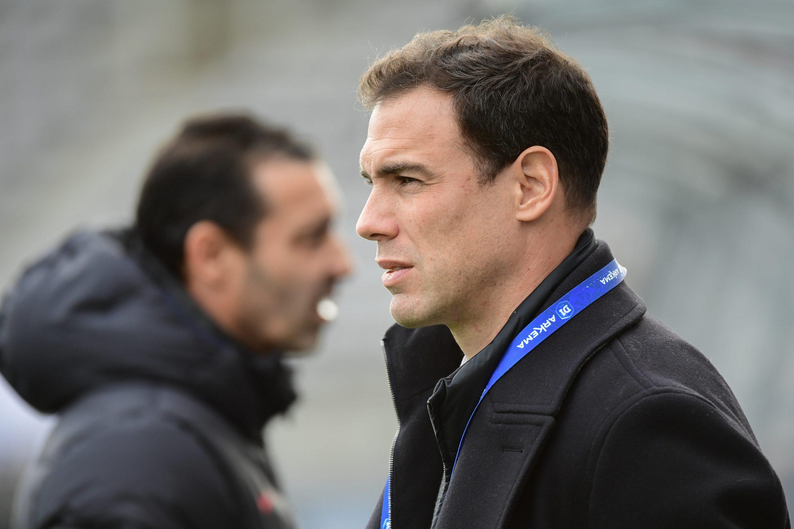 Le club officialise le départ de Cheyrou — PSG