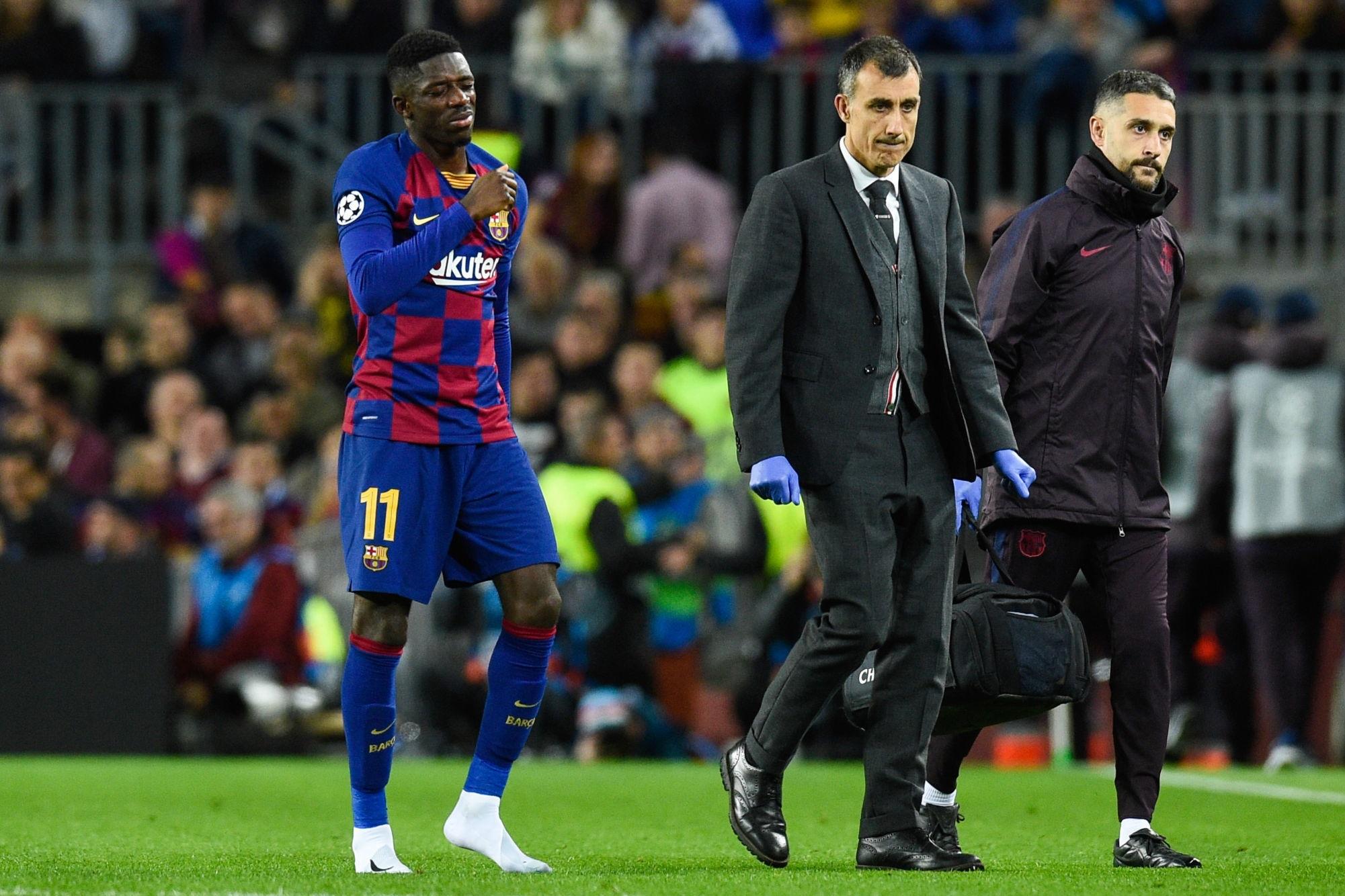 Mercato - Arsenal et le PSG seraient intéressés par Dembélé