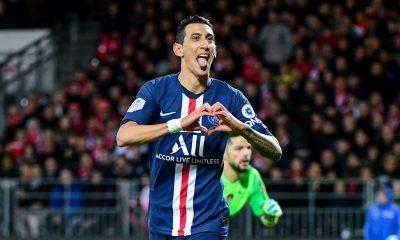 Le plus beau but du PSG cette saison, matchs 16 à 18 : le lob de Di Maria contre Brest s'impose