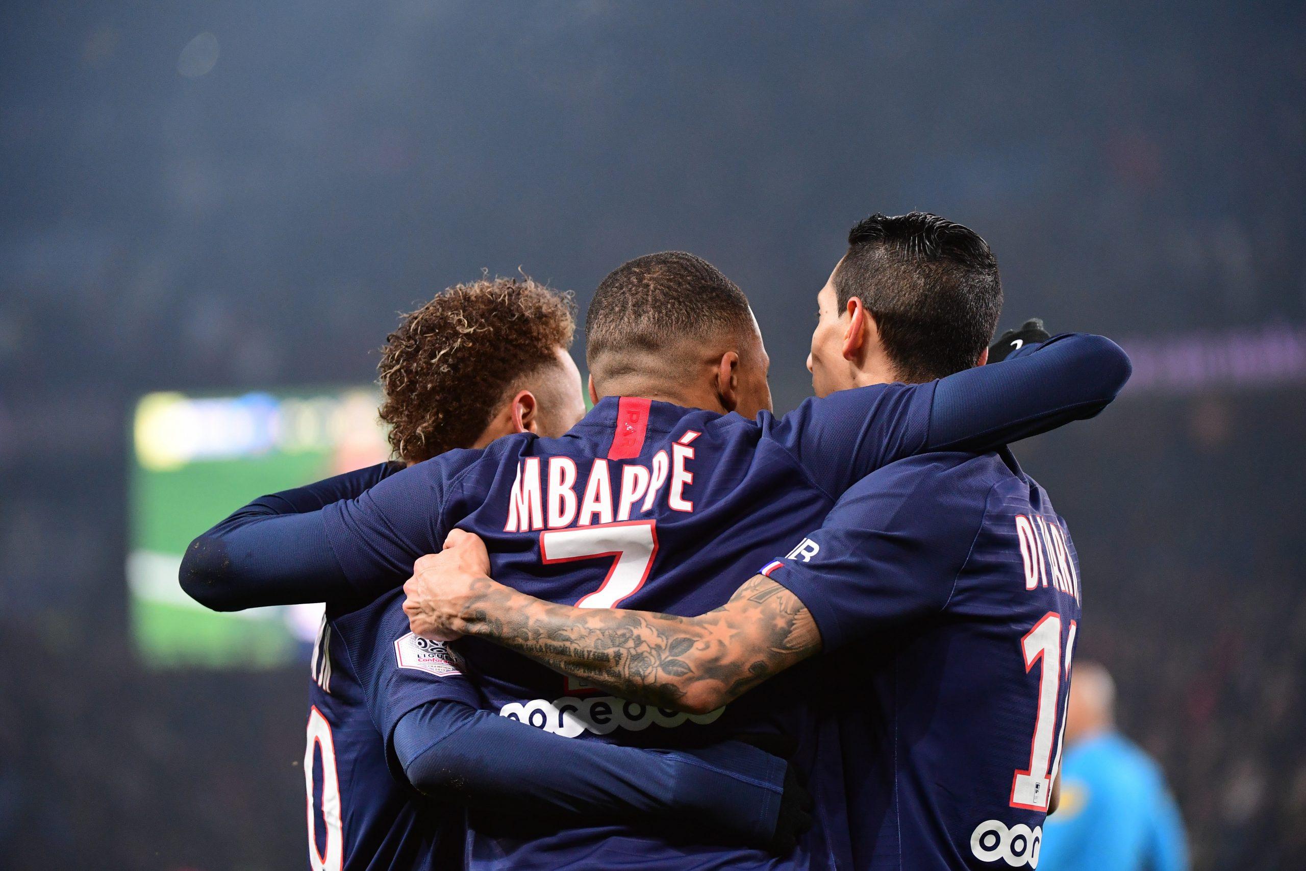 Ligue 1 - 7 joueurs du PSG dans l'équipe-type élue par les supporters sur le site de L'Equipe
