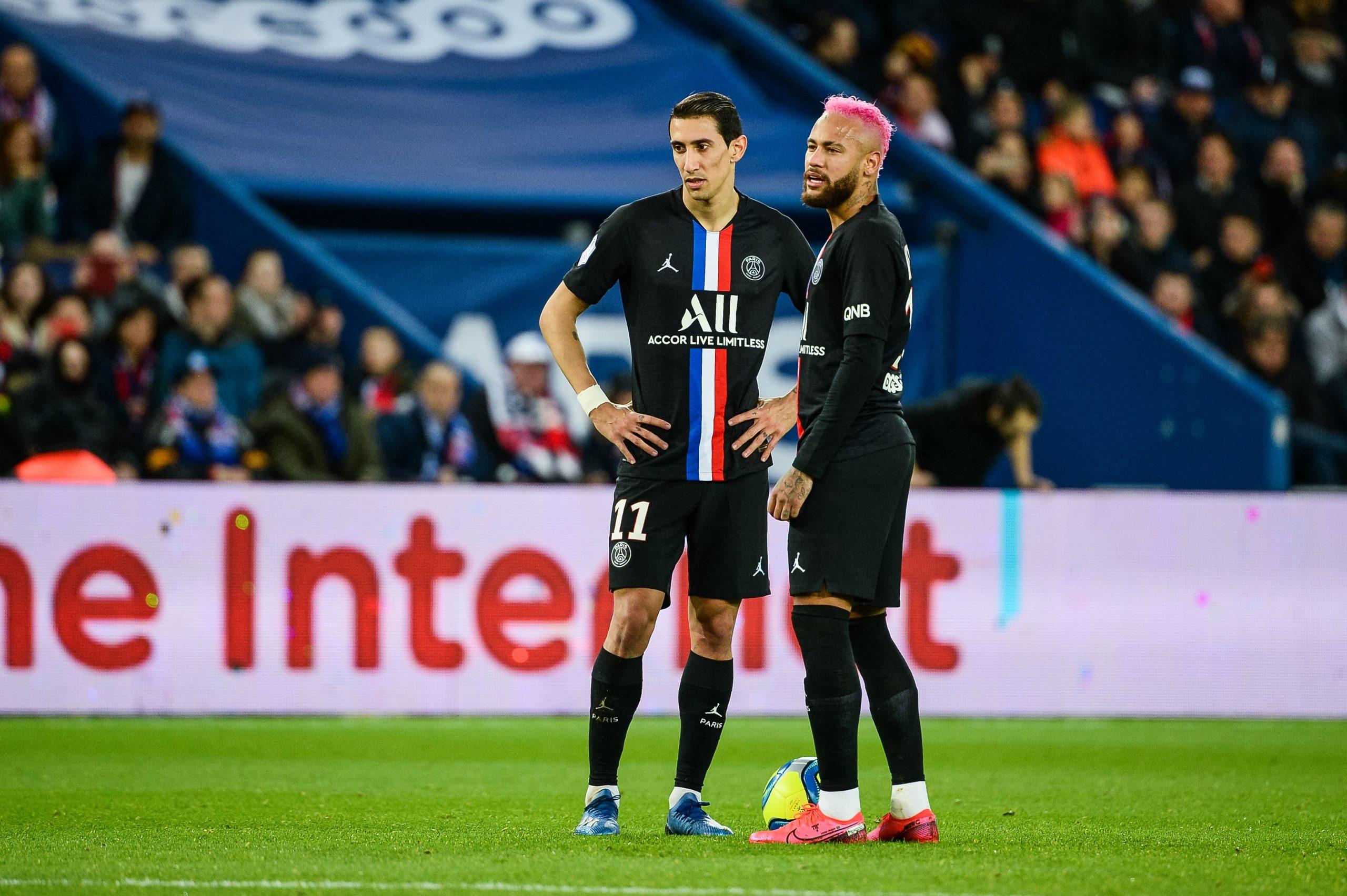 Sondage - Quel est le plus beau but du PSG cette saison ? Début de la 2e manche : Di Maria ou Neymar
