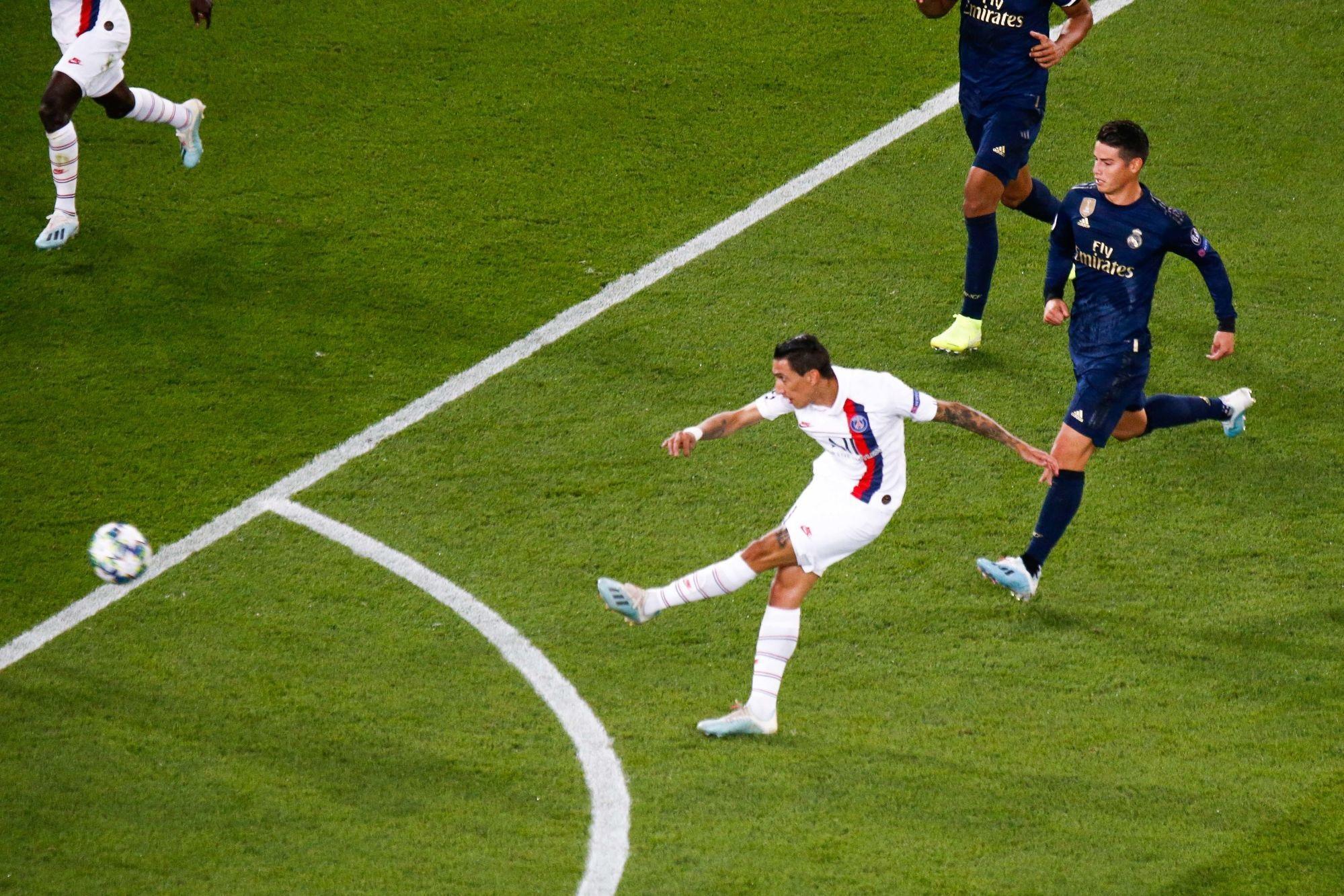 La plus belle réalisation du PSG cette saison, 2e manche : Di Maria s'impose contre Neymar
