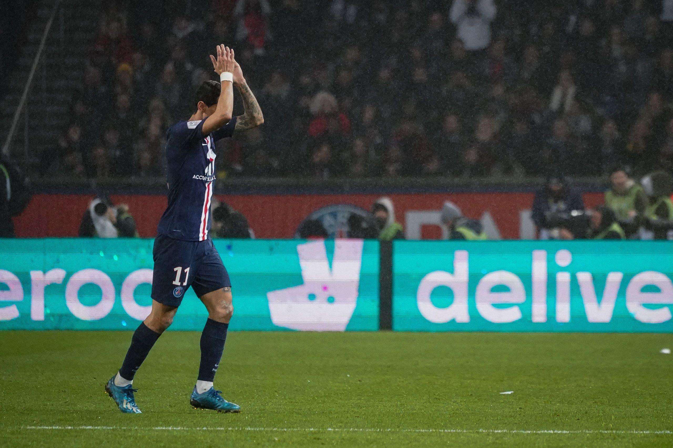 La plus belle réalisation du PSG cette saison, matchs 37 à 39 : Di Maria s'impose contre Herrera