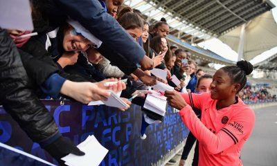 Kadidiatou Diani repousse finalement l'OL pour signer sa prolongation au PSG