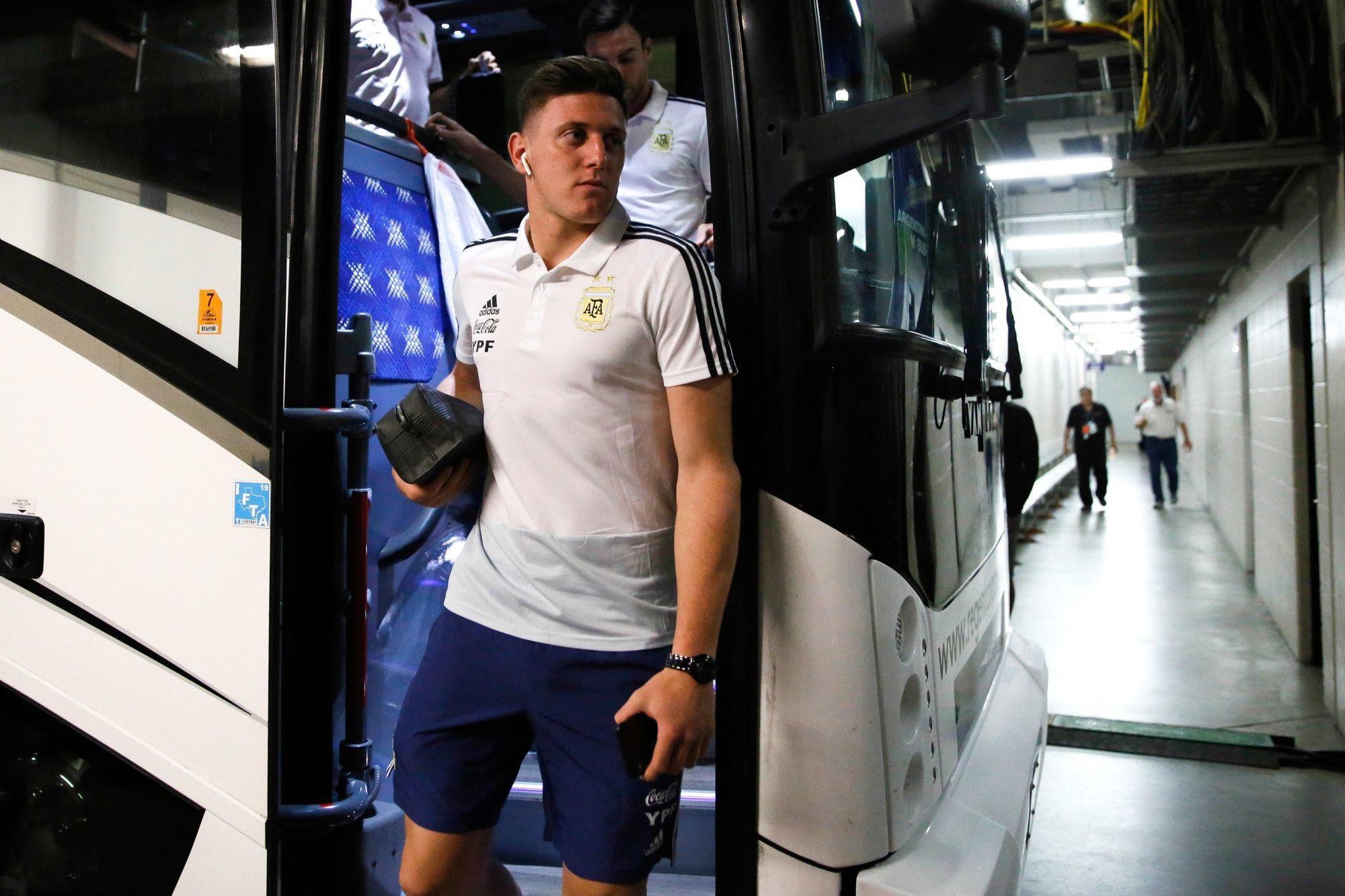 Mercato - Le PSG serait intéressé par Adolfo Gaich, selon le média argentin Depo