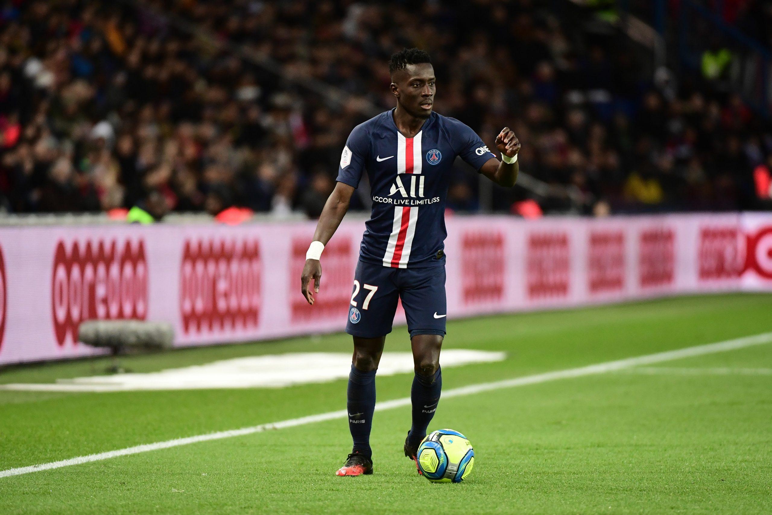 Gueye se confie à propos du titre en Ligue 1 et de sa vie durant le confinement