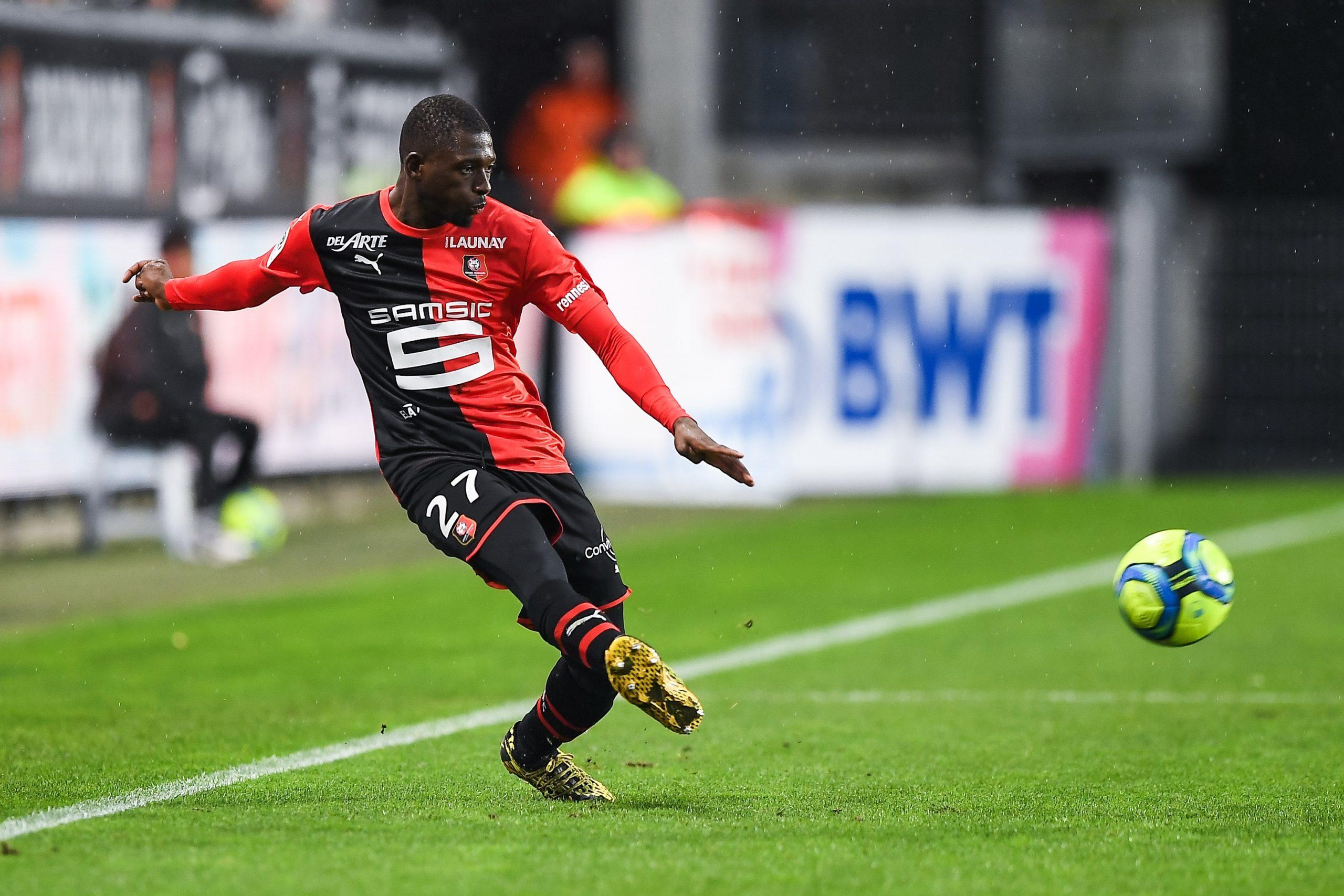 Mercato - Rennes aurait encore l'espoir de prolonger Traoré, qui intéresserait le PSG